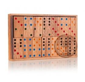 Domino Drewniane 6