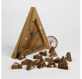 Domino trójkąt